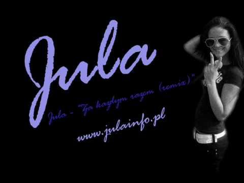 Tekst piosenki Jula - Za każdym razem(starsza wersja) po polsku