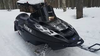 2. Polaris 120 idle