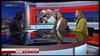 Catholic Voices: Fiona O'Reilly On BBC World News On The Pope's Apology For Child Abuse Of Clerics