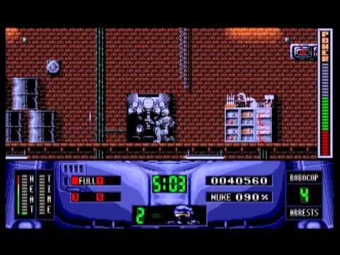 RoboCop 2 Atari