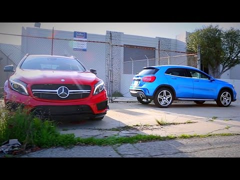 2015 Mercedes-Benz GLA - Review & Road Test