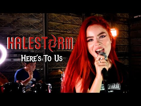 Here's To Us (Halestorm); by The Iron Cross
