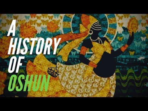 A History Of Oshun