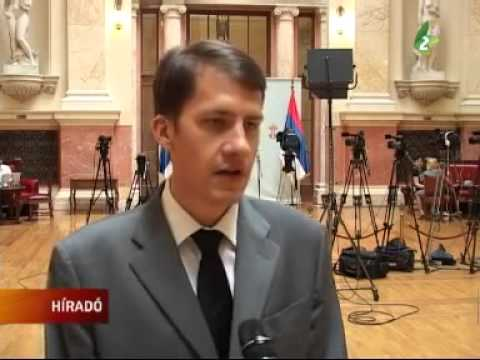Pásztor Bálint az államigazgatási miniszternél-cover