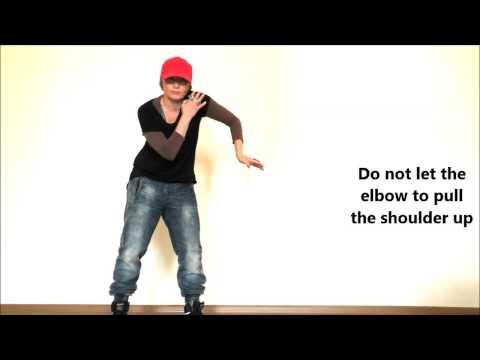 Техника волн руками в современной хореографии. Мастер класс онлайн.