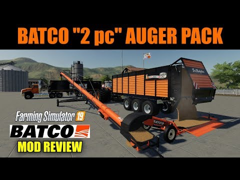 Batco Augers v1.0