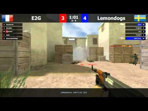 FCL Week 1: Lemondogs vs E2G