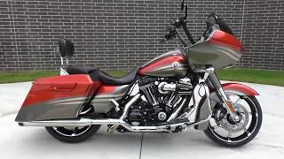1. 953665   2013 Harley Davidson CVO Road Glide Custom   FLTRXSE2 Used motorcycles for sale
