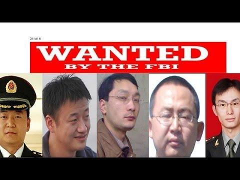 Washington accuse Pékin de cyberespionnage