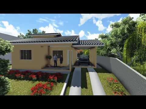 Casa pequena private 4rum for Modelos de casas minimalistas pequenas