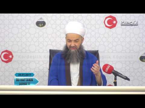 26 Ocak 2017 Tarihli Bu Haftanın Sohbeti - Cübbeli Ahmet Hocaefendi Lâlegül TV