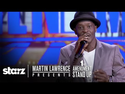 1st Amendment Stand Up - Smokey Suarez