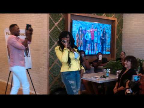 "Shanice Live @ OWN ""I Like Your Smile"" 7/8"