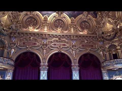 Dans les coulisses de l'opéra Nabucco