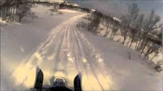 8. Yamaha Phazer MTX GoPro 2 Winter 2012