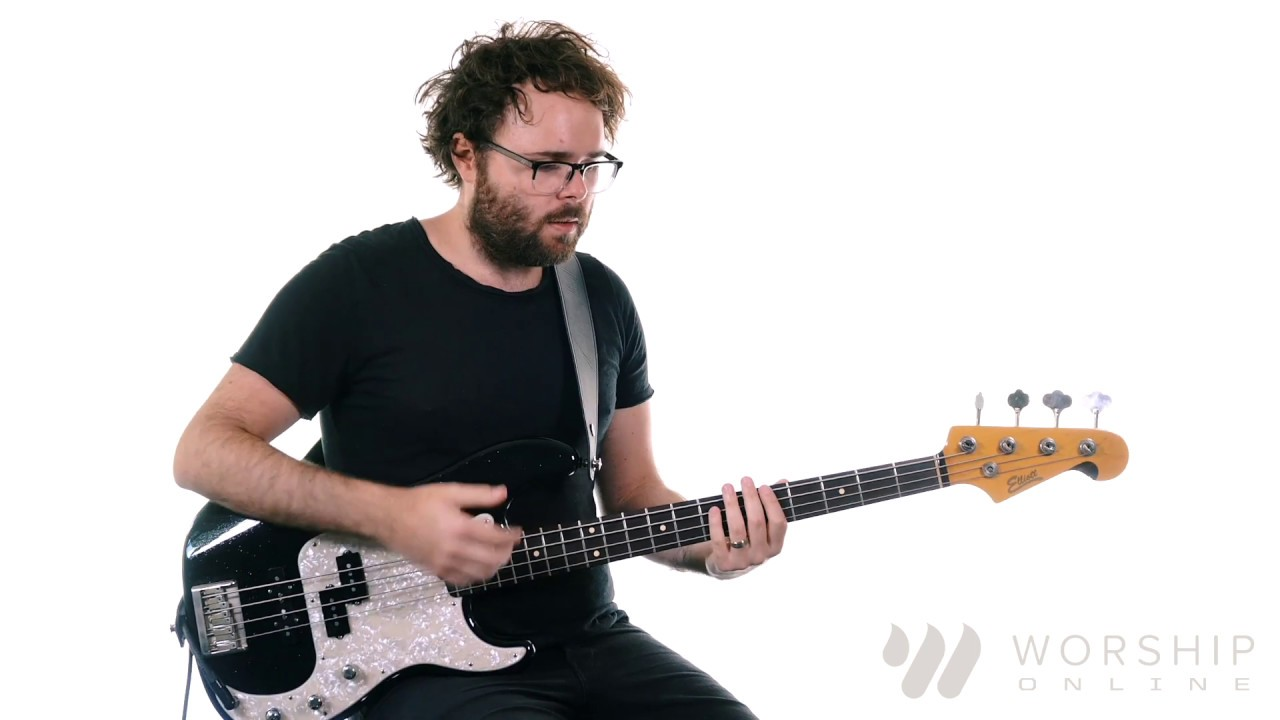 Is He Worthy? – Chris Tomlin – Electric & Acoustic Guitar Tutorial