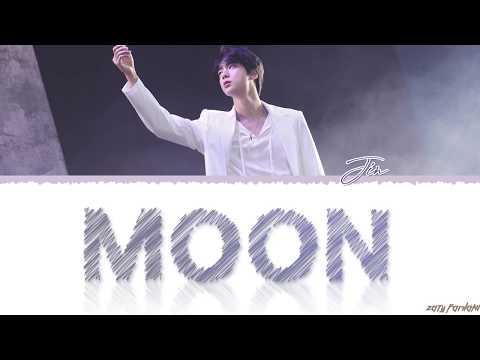 BTS JIN - 'MOON' Lyrics [Color Coded_Han_Rom_Eng]