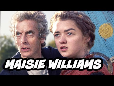 Doctor Who Series 9 Episode 5 - Maisie Williams TOP 5 and Easter Eggs