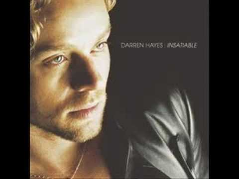 darren hayes - insatiable - photovideo