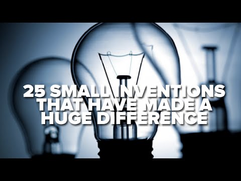 small - There have been numerous inventions that have made the lives of humans a lot easier. Radio, television, the smart phone, the Internet and the car you drive are only a few of these inventions....