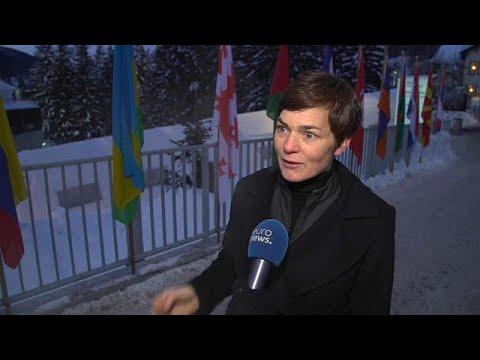 Νταβός: Καινοτομία και κυκλική οικονομία – Τι σχεδιάζει η Κομισιόν…