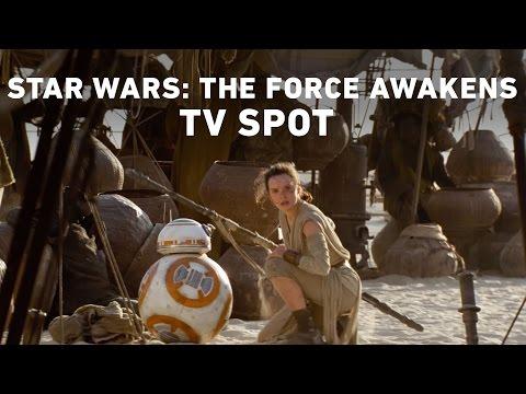 Star Wars : Le Réveil de la Force - Spot TV (VO)