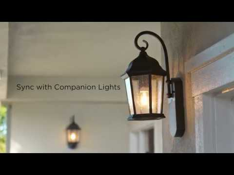 Video The Smart Security Light by Maximus Lighting download in MP3, 3GP, MP4, WEBM, AVI, FLV January 2017