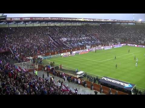 Tremendo video de los hinchas de Lanus Cantando tras golear a Banfield 4 - 2 - La Barra 14 - Lanús