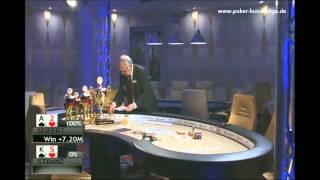 Deutsche Bracelet Meisterschaft 2012 Der Poker-Bundesliga - Die German 9 - Teil 6/6 - Das Heads-Up
