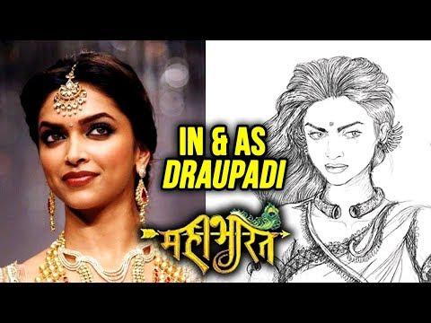 Deepika Padukone In And As Draupadi In Aamir Khan'