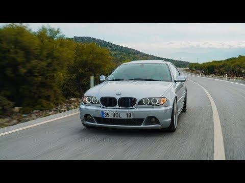 BMW E46 318Ci Test Sürüşü / Makyajla beraber gelen N46 Motorlu