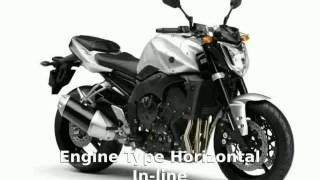 10. 2008 Yamaha FZ 1 - Details and Features