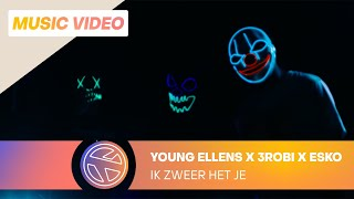 Video Young Ellens - Ik Zweer Het Je ft. 3robi & Esko MP3, 3GP, MP4, WEBM, AVI, FLV September 2018