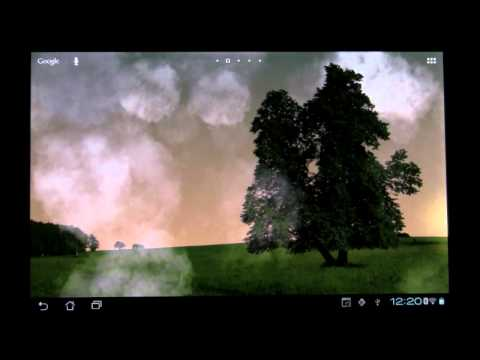 Video of True Weather LWP Free