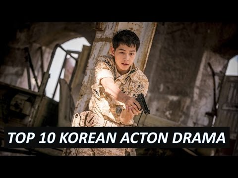 TOP 10 KOREAN ACTION DRAMA SERIES WITH BEST HAND TO HAND COMBAT
