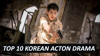 Video TOP 10 KOREAN ACTION DRAMA SERIES WITH BEST HAND TO HAND COMBAT MP3, 3GP, MP4, WEBM, AVI, FLV Oktober 2018