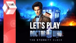 After much demand we finally get to play the infamous Doctor Who: The Eternity Clock. 5WF Theme,