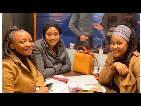 zaman birnin London na yiwa Rahama Sadau, Fati washa, Hadiza Gabon, dadi, Sabon Video 2019