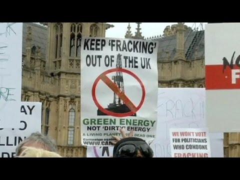 Ηνωμένο Βασίλειο: Αντιδράσεις για τις αλλαγές του νόμου σχετικά με τις εξορύξεις
