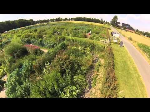 Wageningen Drone Video