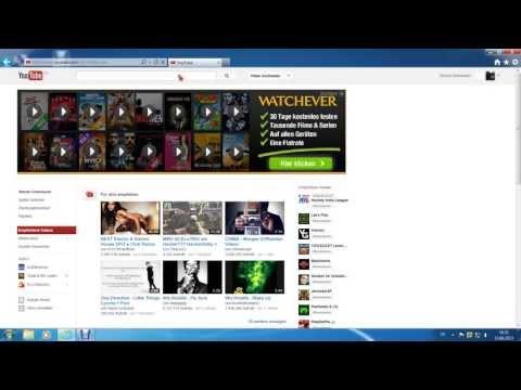 Video einfach von Youtube und Myvideo ohne Programm-Download holen (100% LEGAL)