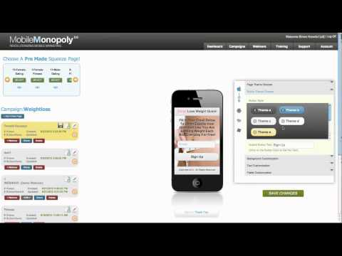 Video: Mobile Monopoly 2.0 Review – Members Area Walkthrough