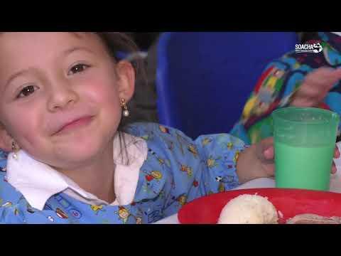 Juntos logramos aumentar cobertura en la alimentación escolar