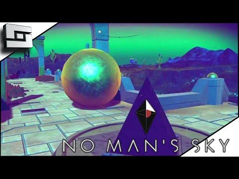 THE BALL! No Man's Sky Multiplayer Gameplay E9