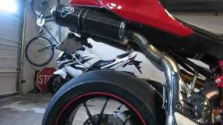 7. Ducati 1098 S Full 70mm Termignoni Review