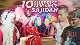 Video Part 3 HISTERIS! Di Kasih Surprise Kado Dari 10 Anak Buat Anak KE-3 | Gen Halilintar MP3, 3GP, MP4, WEBM, AVI, FLV Agustus 2019