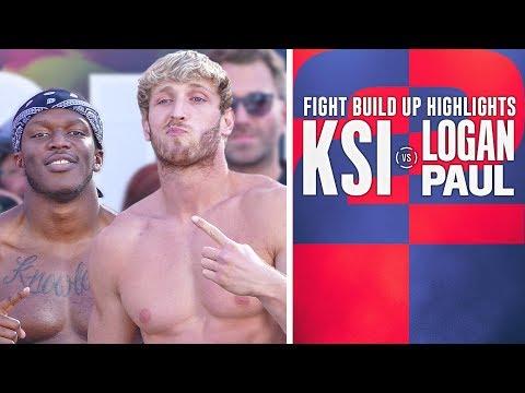 WHO WINS ? | KSI vs. Logan Paul 2 - HIGHLIGHTS - REMATCH BUILD-UP | DAZN Boxing