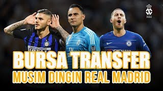 Video Kemungkinan Transfer Real Madrid di Musim Dingin 2019 MP3, 3GP, MP4, WEBM, AVI, FLV Januari 2019