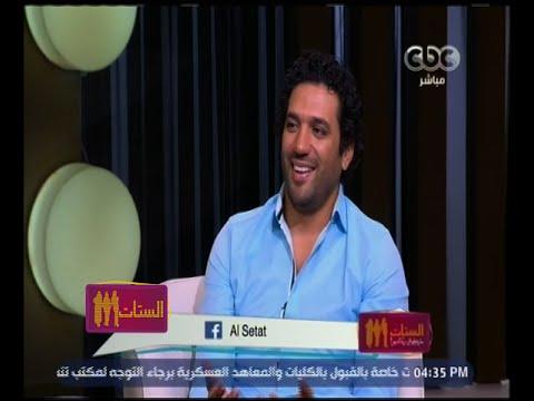 شاهد- حسن الرداد يرد على سؤال هل سيتزوج إيمي سمير غانم