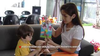 Video Jessica Iskandan Ambil Rapot EL Barack | Selebrita Pagi MP3, 3GP, MP4, WEBM, AVI, FLV April 2019